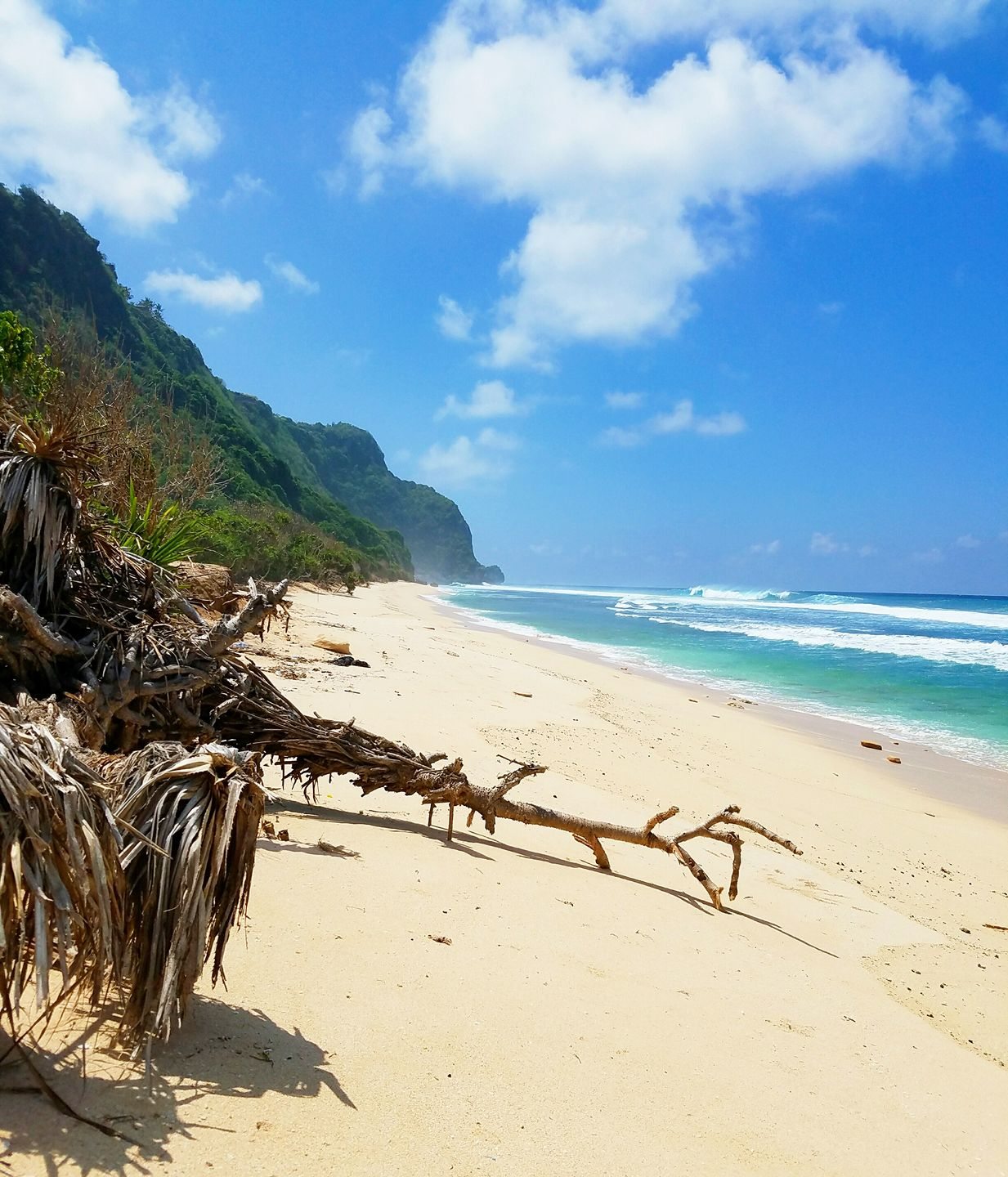 A guide to 3 beaches in Southern Bali: Nyang Nyang, Bingin, & Geger!